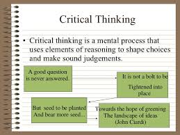 The Power of Critical Thinking   Third Canadian Edition Pearson Higher Education