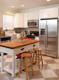 small kitchen island with stools round security door stopper