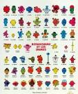 little miss roger hargreaves characters