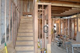 Plumbing Rough The Renovation Of Our 1885 Chicago Row House Framing Near