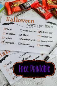 Tween Halloween Party Ideas by Best 25 Halloween Scavenger Hunt Ideas On Pinterest Scavenger