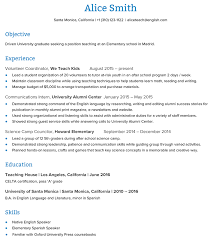 Job Duties On Resume by How To Create An Esl Teacher Resume That Will Get You The Job Go