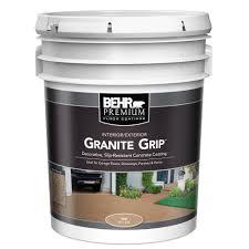 waterproof concrete basement u0026 garage floor paint paint the