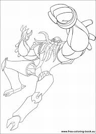 coloring pages ben 10 1 printable coloring pages