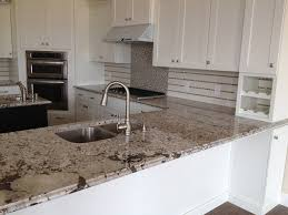 granite countertop tall white kitchen pantry cabinet true