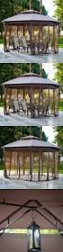 patio gazebos and canopies top 25 best 10x12 gazebo ideas on pinterest outdoor pavilion