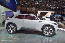 nissan juke review 2017 hyundai will launch a nissan juke rival in 2017 autoevolution