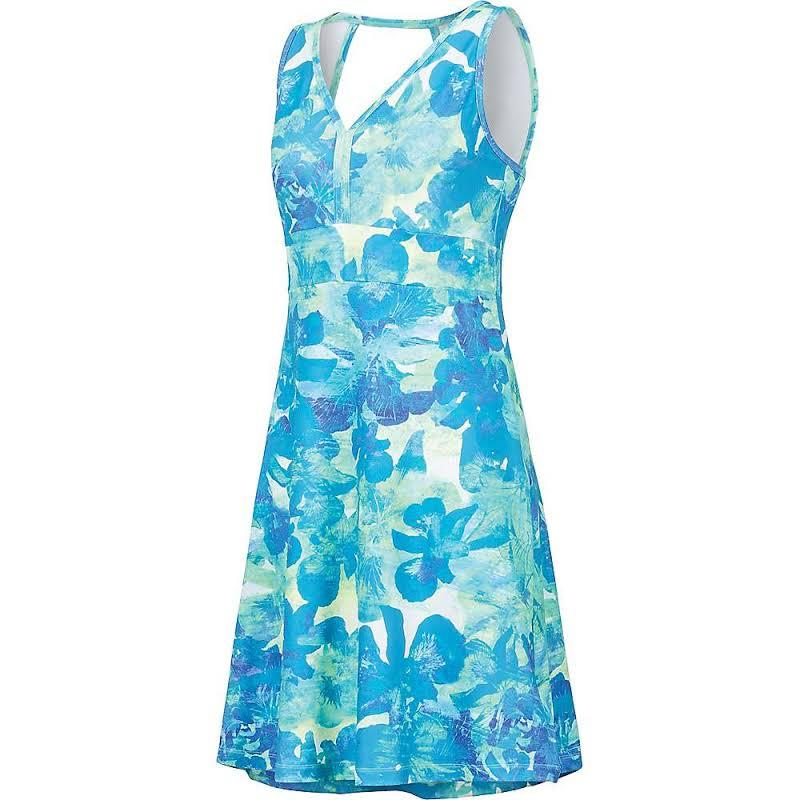 Marmot Becca Dress Skyrise Floral Camo Large 48040-8387-L