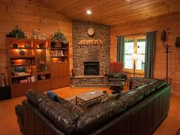 Log Homes Interior Designs Log Cabin Interior Design Ideas House Design And Planning