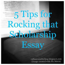 sample winning scholarship essays   Elcrost aimf co Free Essays and Papers