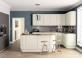 Handleless Kitchen Cabinets Hand Painted Matt Handless Collection Choose Any Colour