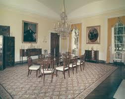 White Home Interiors The Old Family Dining Room Made New Again Whitehouse Gov