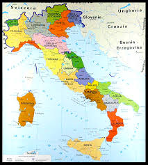 Italy Region Map tuscany map and an guide to the cities and attractions that make