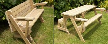 Plans To Build A Picnic Table Bench by Folding Picnic Table Free Plans Introduction And Description