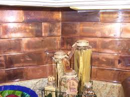 bathrooms ala copper the copper backsplash company