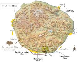 Africa Map Game by Africa Wild U2022 View Topic Re Pilanesberg Map