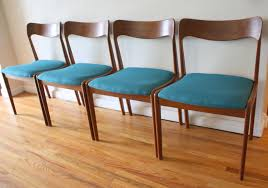 Used Danish Modern Furniture by Mid Century Modern Danish Teak Arm Chair By Ks Mobler Recovered