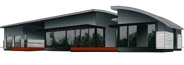 modern house with floor plan u2013 laferida com