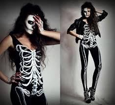 Scary Halloween Costume Girls Scary Halloween Makeup Ideas 2016 Women Teenage