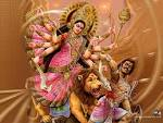 Wallpapers Backgrounds - God Wallpapers durga