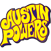 Logo / Brand of Austin Powers in Movies - Famous Logos famous-logos.com
