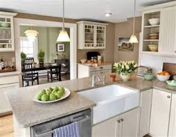 Eat In Kitchen Ideas 100 Decorate Kitchen Ideas Entrancing 40 Open Living Room