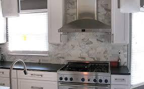 White Marble Subway Backsplash Tile Backsplashcom - Carrara tile backsplash