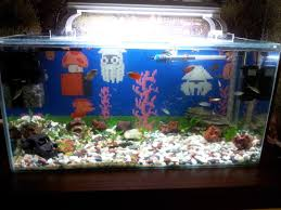 Super Mario Home Decor by 8ft X 2ft Fish Tank On Stand With Sump Accessories At Idolza