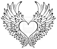 heart with wings tattoo by metacharis on deviantart my carter
