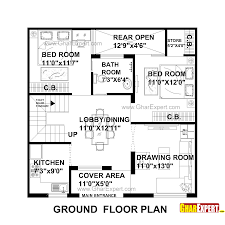 Indian Home Plan House Plan For 31 Feet By 31 Feet Plot Plot Size 107 Square Yards
