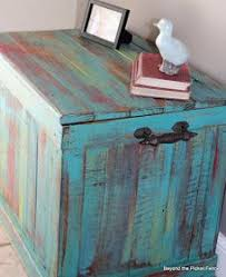 Instructions On How To Make A Toy Chest by Make An Easy Rustic Pallet Storage Chest Simple To Follow