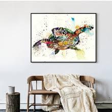 Sea Turtle Home Decor Popular Sea Turtle Art Buy Cheap Sea Turtle Art Lots From China