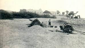 South Arabia during World War I