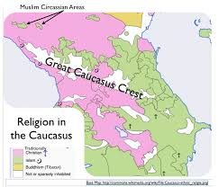 Religions Of The World Map by Geography In The Media Geocurrents