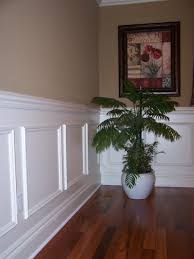 Wainscoting Ideas For Living Room Trim Work Crown Molding - Bedroom wainscoting ideas