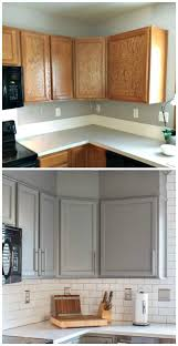 best 25 builder grade kitchen ideas on pinterest builder grade a builder grade kitchen gets a new look with classic features like gray cabinets quartz