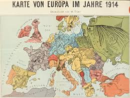 Show Map Of Europe by World War I War Of Images Images Of War The Getty Research