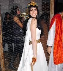 cleopatra halloween costume stars u0027 best halloween costumes instyle com