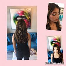 Hair Extensions Boca Raton by Plush Blow Dry Bar