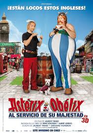 Asterix Y Obelix: Al Servicio De Su Majestad