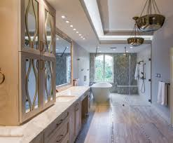 Interior Designers In Houston Tx by River Oaks Houston Texas Tranquil Spa Master Bathroom Remodel