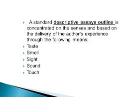 best descriptive essay Essay Place  Descriptive