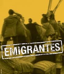 Con la crisis europea, otra vez el fenómeno de la emigración