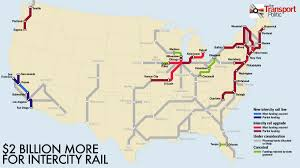 Amtrak Capitol Corridor Map by A Last Gasp For The Initial Intercity Rail Grants The Transport