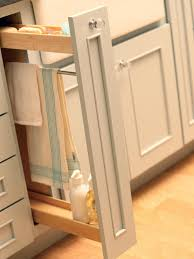 Kitchen Cabinets Plate Rack Spice Racks For Cabinets Pictures Ideas U0026 Tips From Hgtv Hgtv