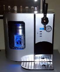 Homebrew Kegerator The Screwy Brewer Edgestar Deluxe Mini Kegerator