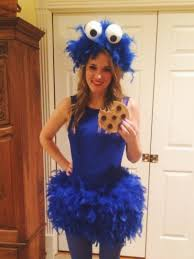 Monster Halloween List by Diy Cookie Monster Costume Halloween Pinterest Monster