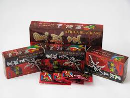 Obat Afrika black ant sangat mujarab, tidak mengakibatkan gangguan pada jantung, serta alami bahannya.