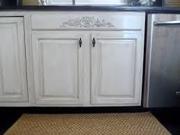 Kitchen Cabinet Doors White Distressed Kitchen Cabinets How To Distress Your Kitchen Cabinets