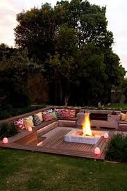 Ideas For Fire Pits In Backyard by 22 Backyard Fire Pit Ideas With Cozy Seating Area Dining Area